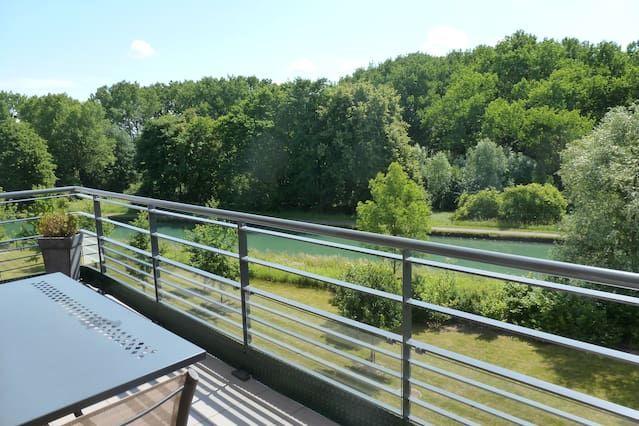 Vivienda para 10 personas en Souffelweyersheim