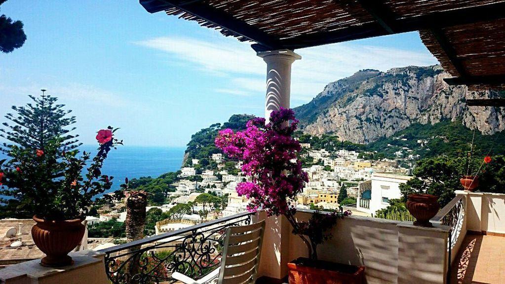 Alojamiento en Capri con wi-fi