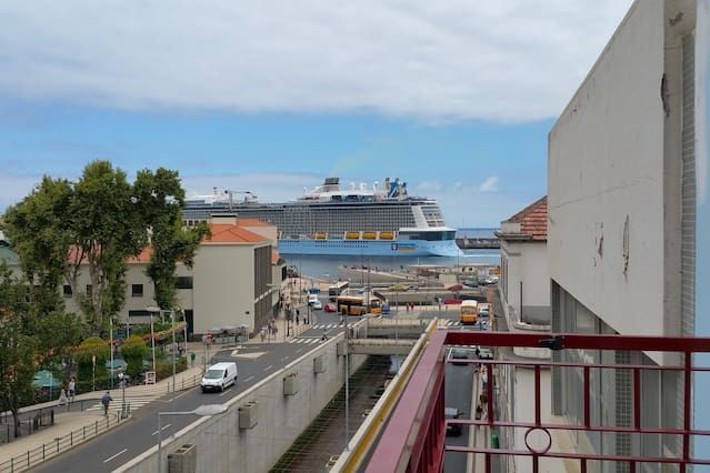 Flat with 1 room in Funchal