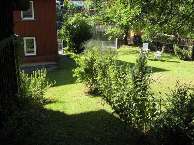 Haus für 5 Gäste mit Garten