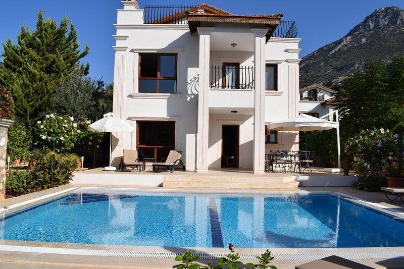 Amapola Villa, Villa de lujo con piscina privada a pocos minutos de la ciudad de Kalkan