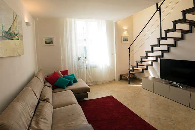 Vivienda de 2 habitaciones en Livorno