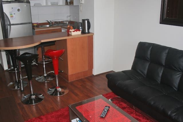 Alojamiento funcional de 45 m²