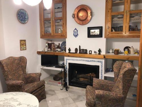 Casa de 1 habitación en Monachil