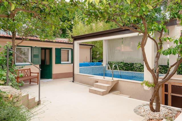 Casa de 170 m² con jardín
