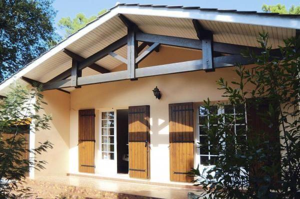 Alojamiento en Lesparre-médoc de 4 habitaciones