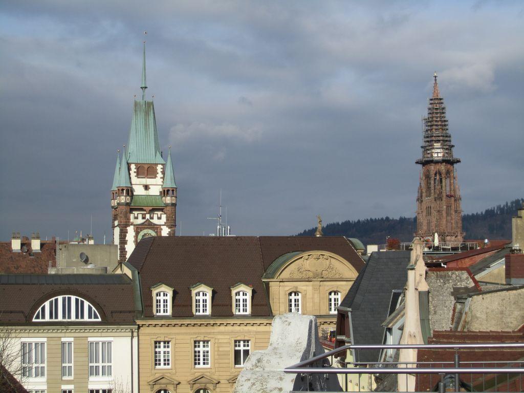 Wohnung für 3 Personen in Freiburg