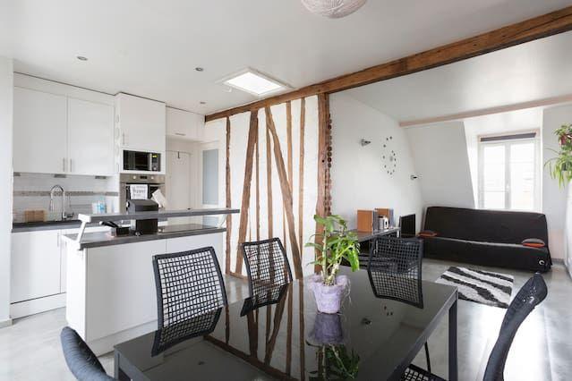 Appartement avec wi-fi