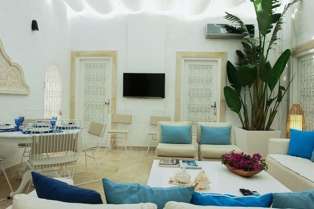 Casa con balcón en Sidi bou saïd