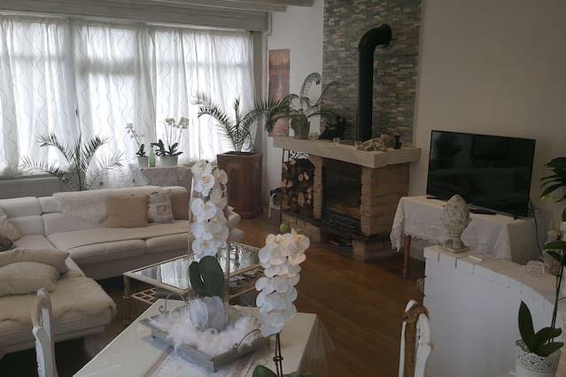 Alojamiento para 7 huéspedes en Pontailler-sur-saone