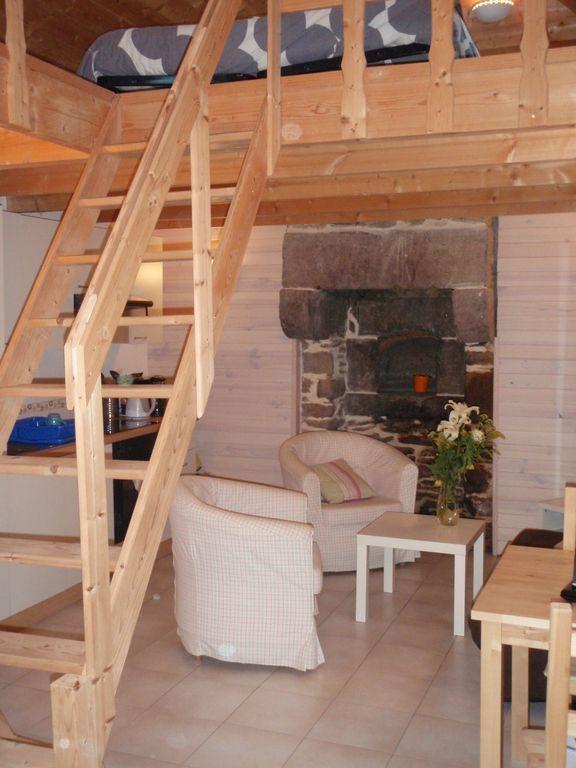 Casa idónea para animales de 25 m²
