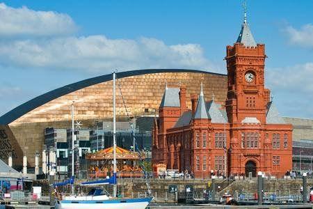 Piso con wi-fi en Cardiff