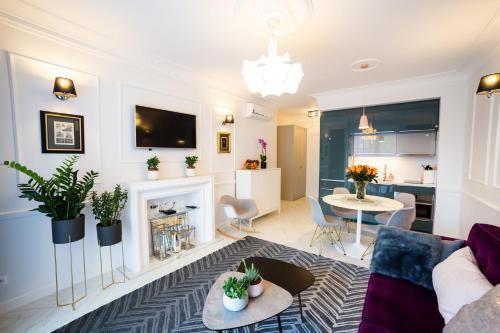 Apartamento en Wroclaw con wi-fi