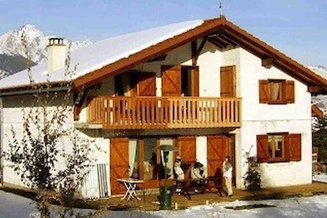 Casa equipada de 170 m²