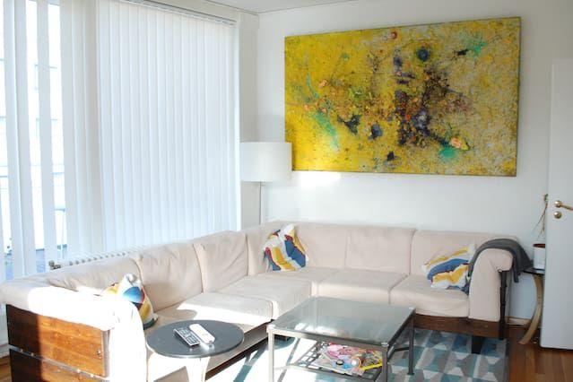 Apartamento en Bergen para 2 huéspedes