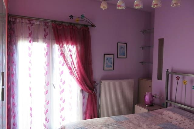 Holiday rental fitted in Volos