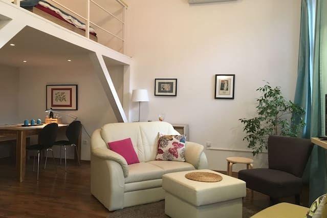 Casa en Budapest con wi-fi