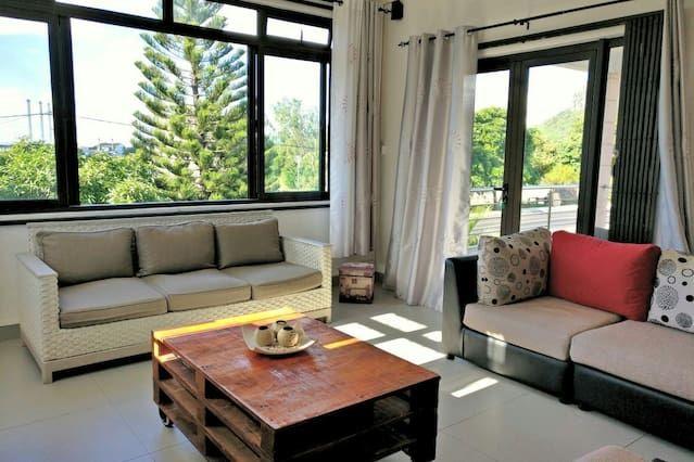 Appartement attractif avec 1 chambre