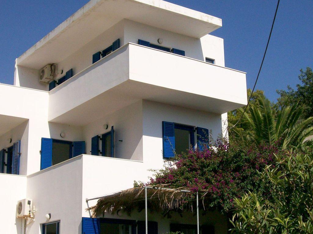 Con vistas residencia en Agia fotia, ierapetra