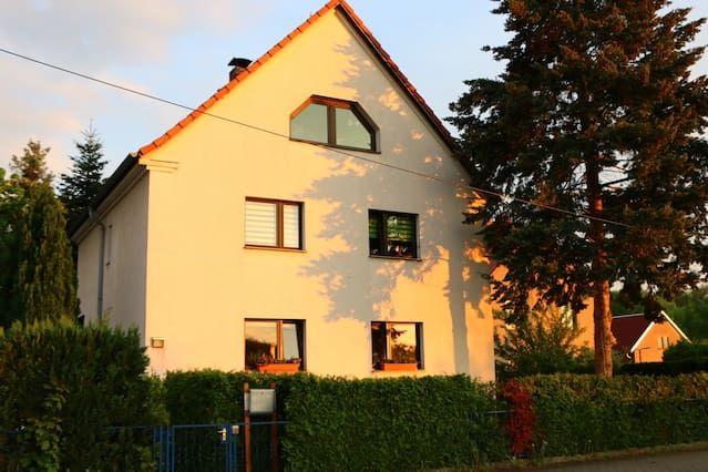 Chalet in Dresden für 3 Gäste