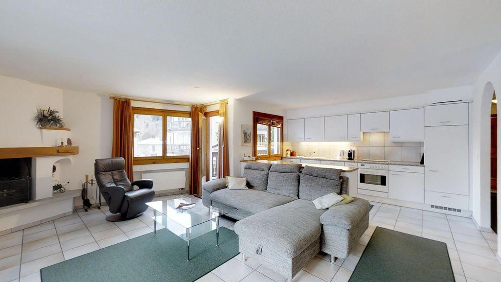 Unterkunft für 6 Gäste mit 2 Zimmern