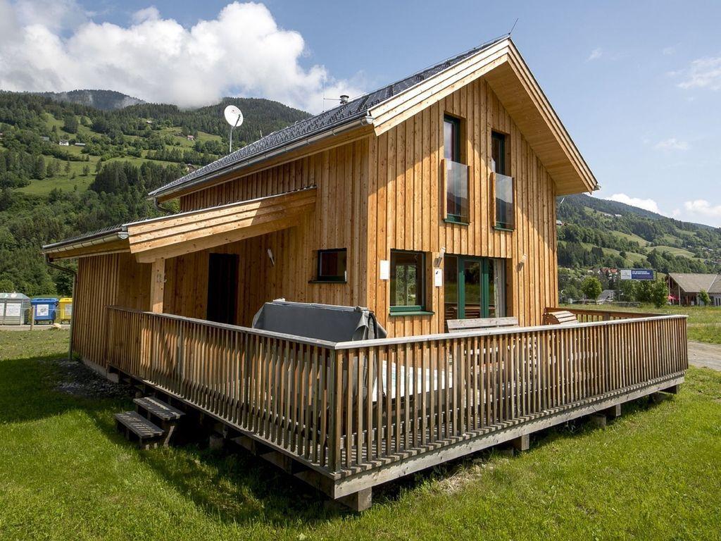 Alojamiento de 115 m² en Sankt lorenzen ob murau