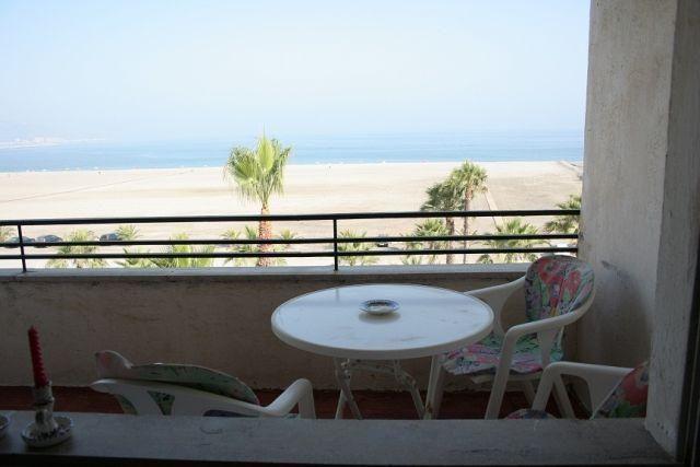Motril 1º Linea de playa. (4º piso sin ascensor)