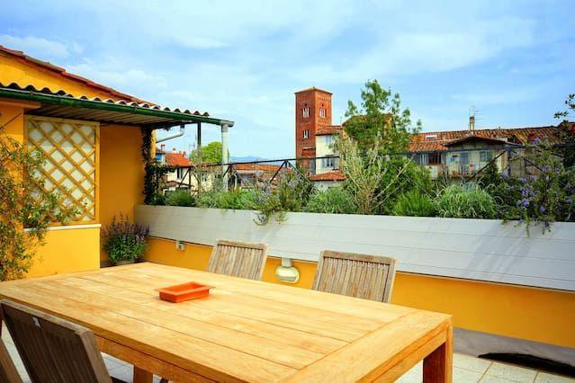 Appartamento di 95 m² con giardino