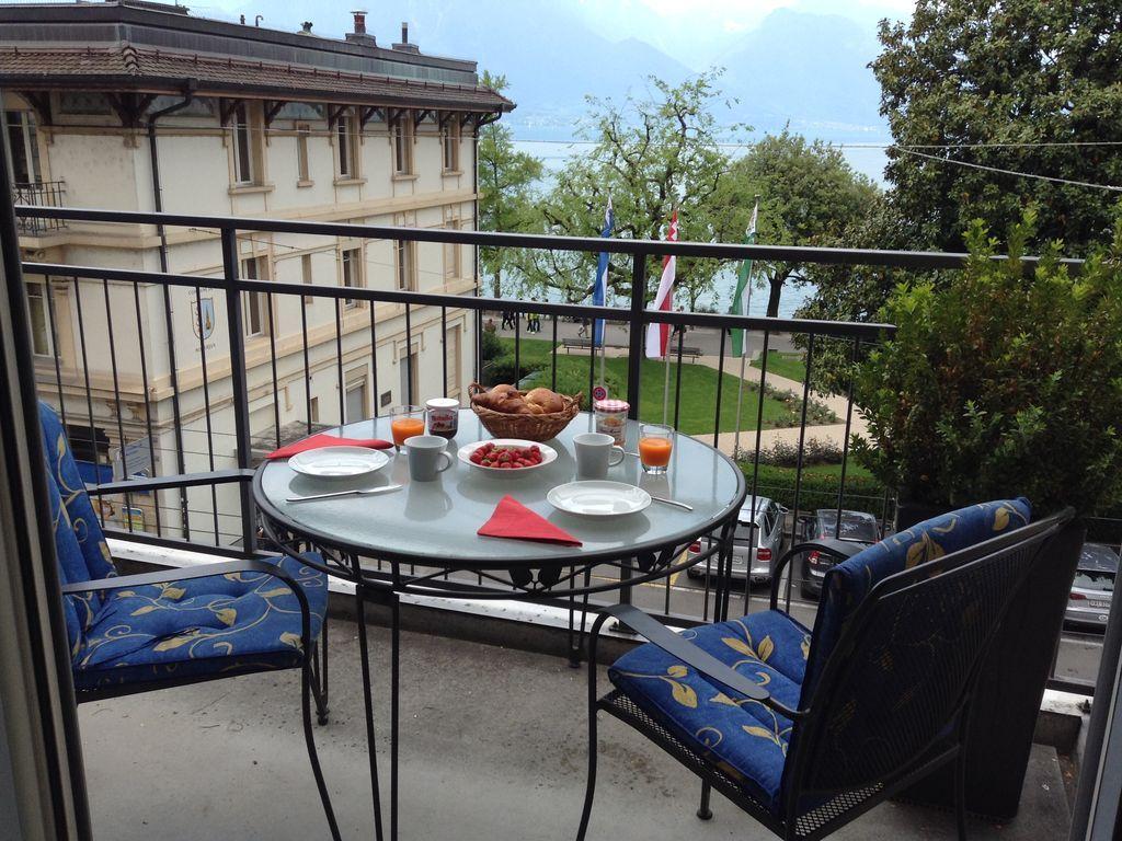 Vivienda en Montreux para 4 huéspedes