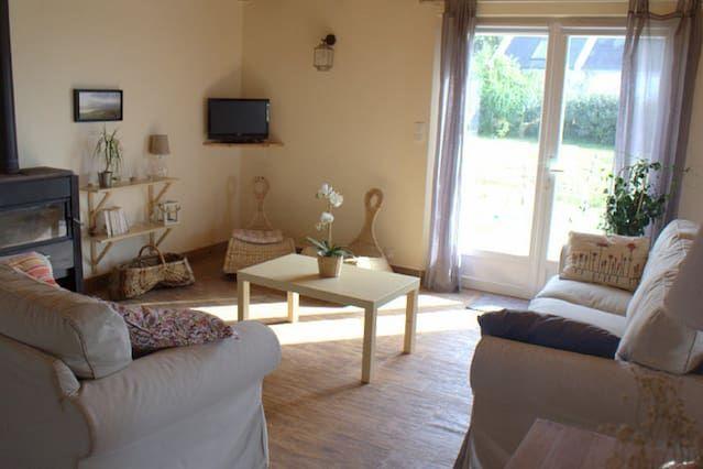 Residencia provista de 1000 m²