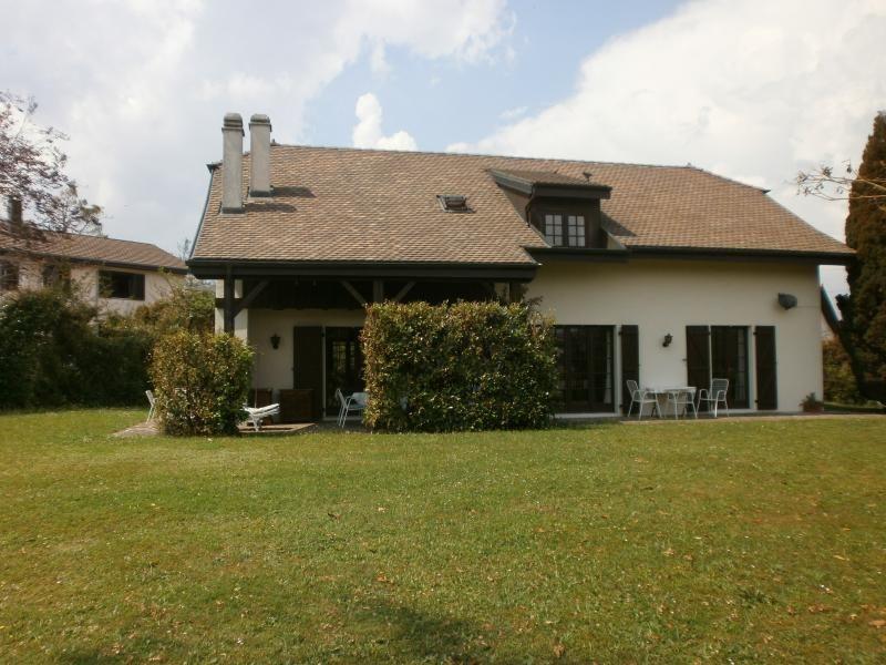 Country villa near Geneva, Switzerland