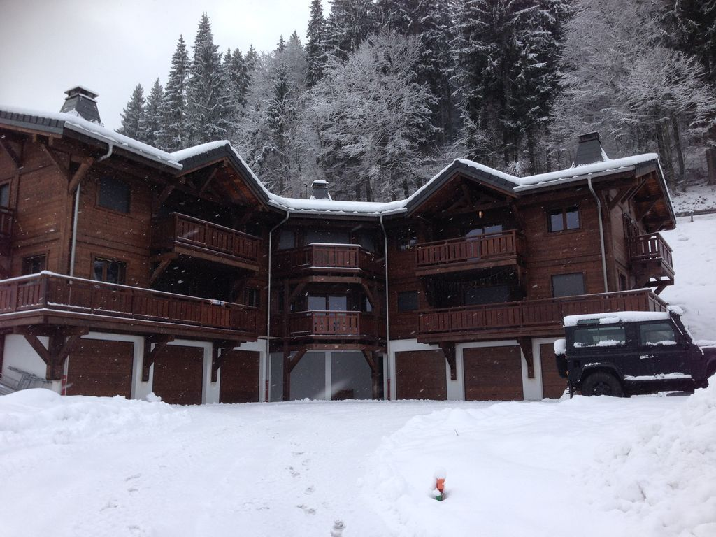 Apartment in Morzine with 2 rooms