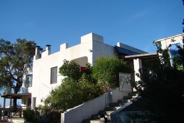Casa Lucertola - Panorama und Ruhe