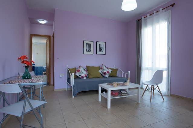 Equipado apartamento en Chaniá