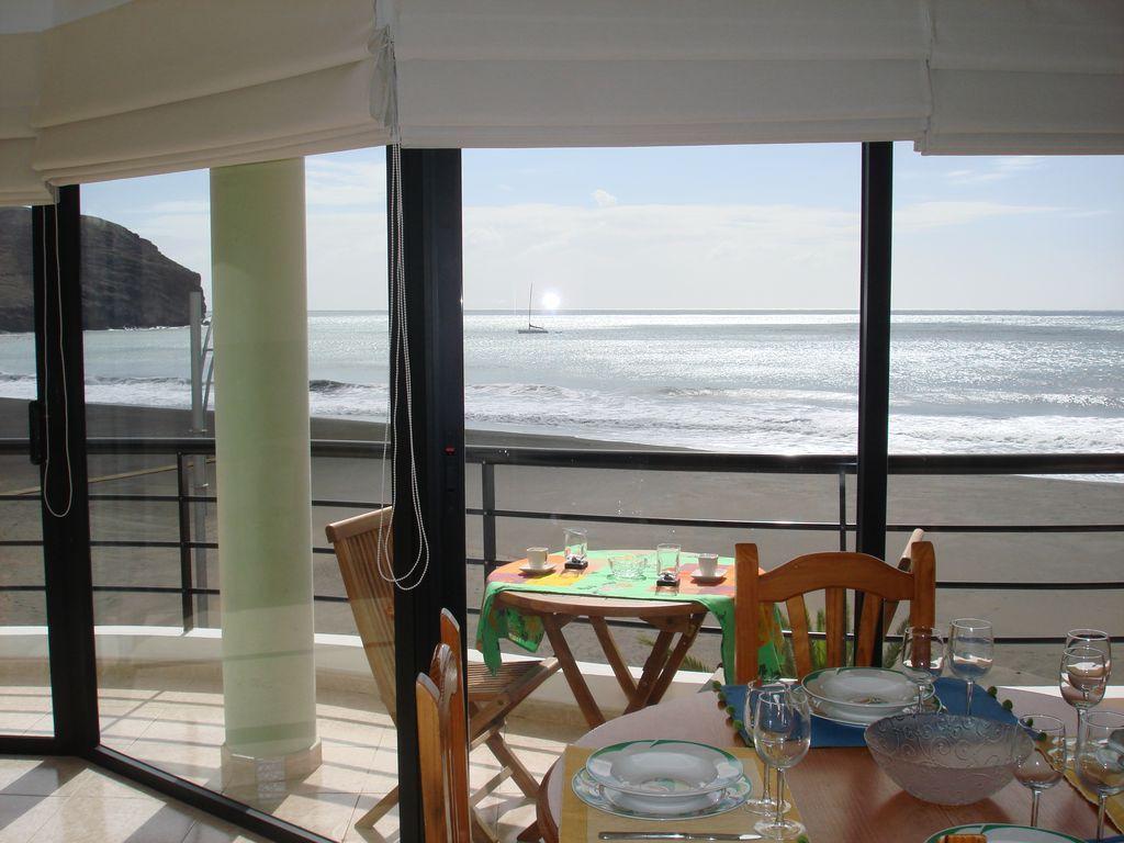 Apartamento en Gran tarajal con balcón