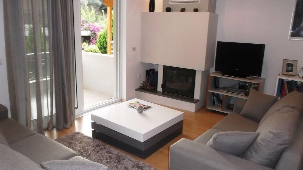 Residencia hogareña de 90 m²