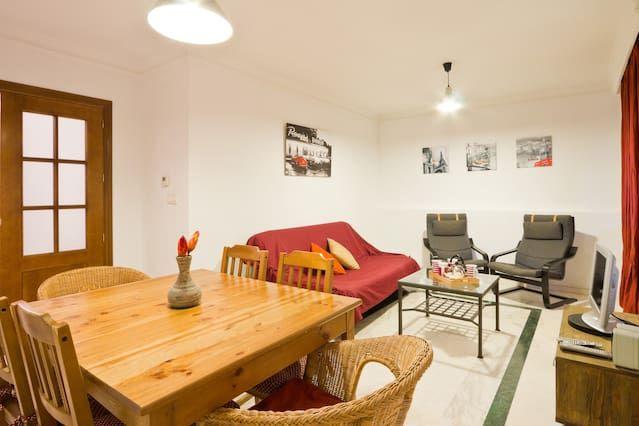 Alojamiento de 80 m²