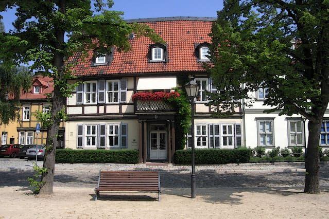 Interessante Chalet in Halberstadt