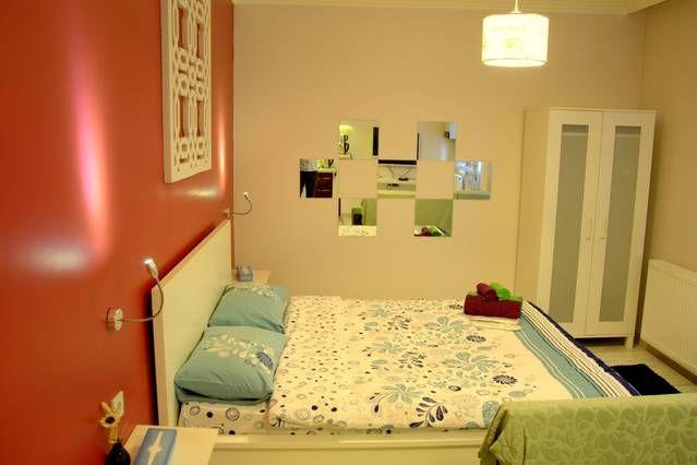 Alquiler diario 1 + 0 Apartamento en Ankara Cankaya. Diaria, semanal de alquiler