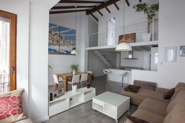 Nuevo Loft en pleno centro ideal para familias