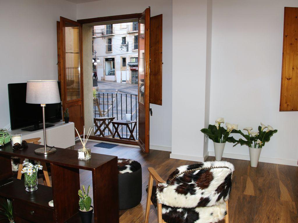 Apartamento céntrico en Tarragona con  Cocina