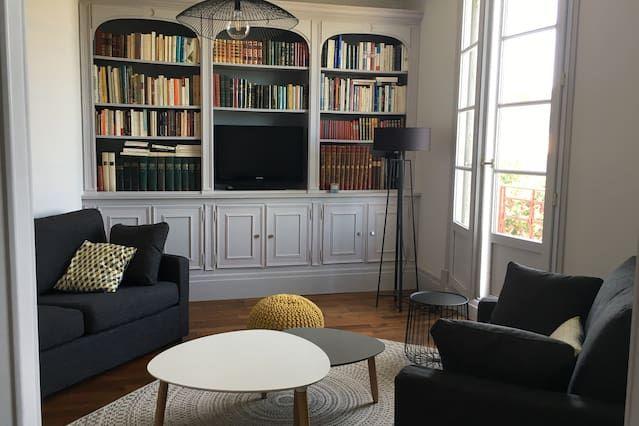 Appartement fonctionnel pour 8 PAX