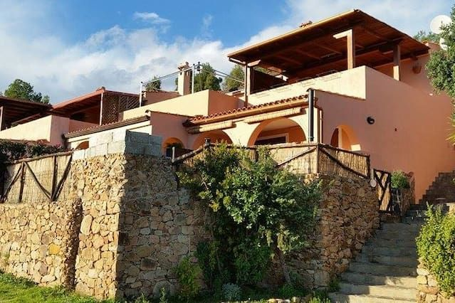 Villa Eden, panoramica S.Margherita
