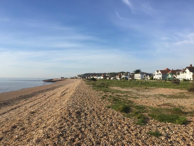 Fabulous beach retreat with enviable sea views