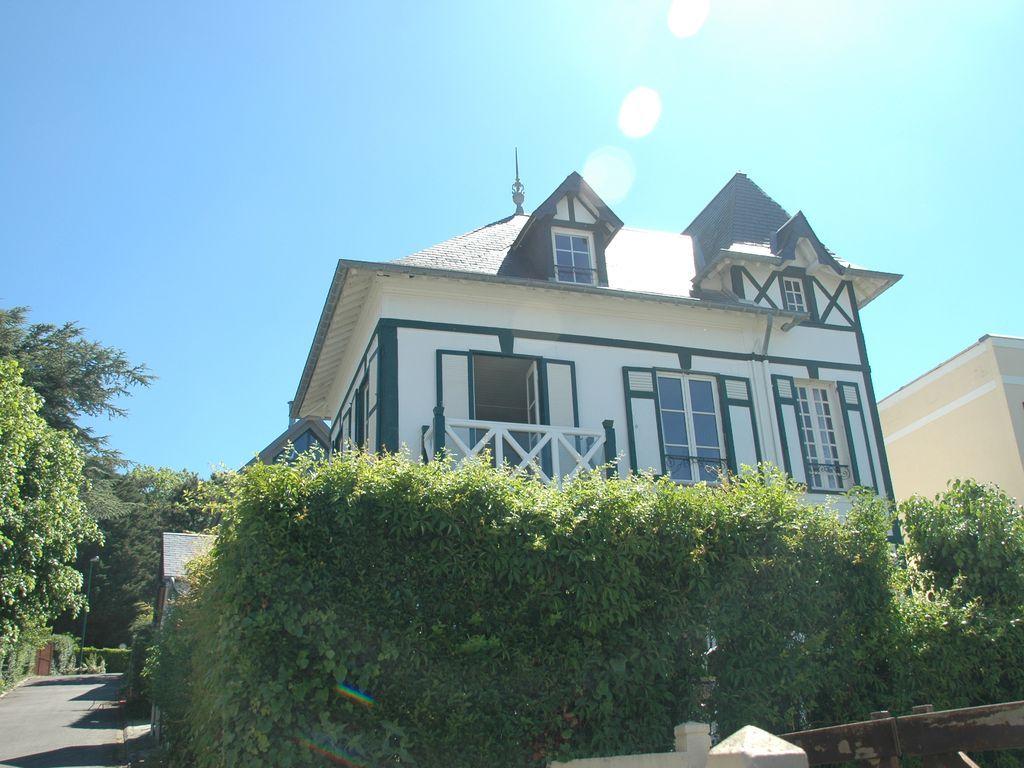 Familiar alojamiento en Blonville-sur-mer