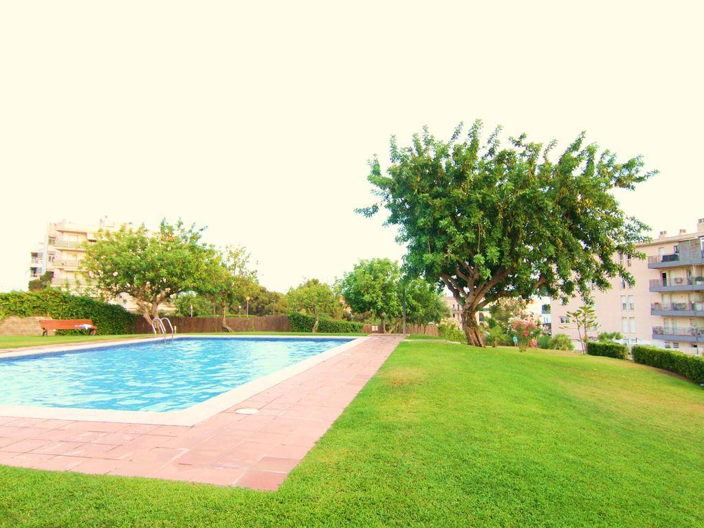 Precioso piso en Sitges con Sábanas y toallas y Internet