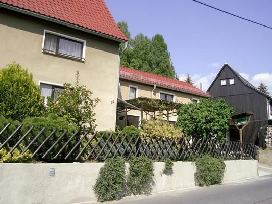 Eingerichtete Wohnung in Schöna