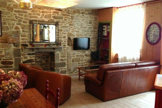 Casa de 80 m² en Concarneau