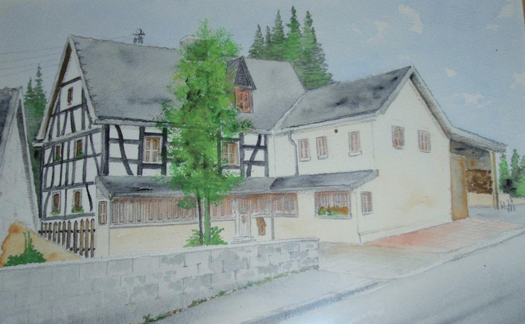 Hébergement pour 3 personnes à Hellenthal