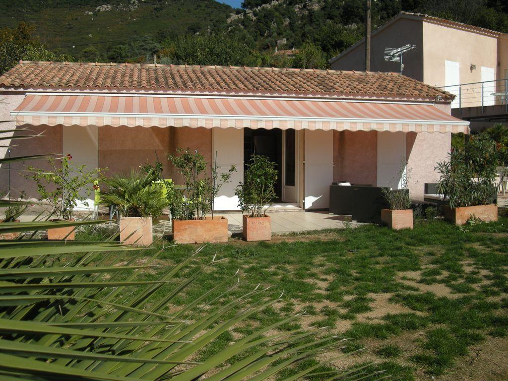 Residencia de 3 habitaciones en Coggia